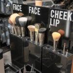 Organizador de maquiagem e cosméticos para lojas