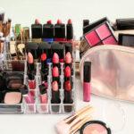 Como organizar maquiagem e cosméticos
