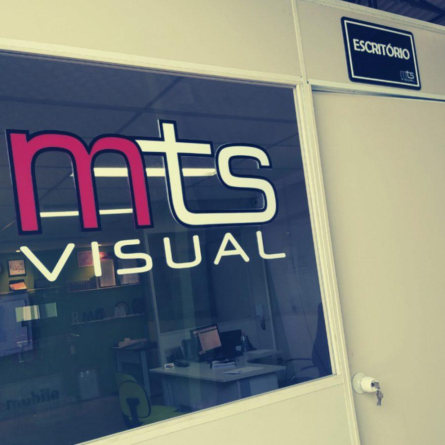 Bem-vindo ao escritório da MTS Visual